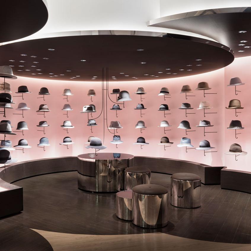 Nendo-Designs-Womens-Fashion-and-Hats-Floor-for-Seibu-Shibuya-Japan-Yellowtrace-06