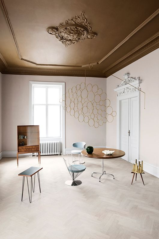 Heidi really has a salient touch for magic #interiordesign compositions