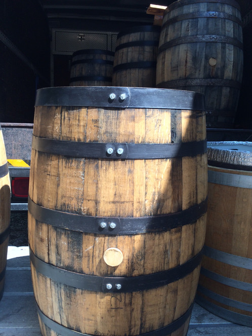 oak bourbon whiskey barrel sales the oak whiskey and wine barrel garage new england