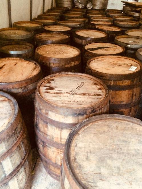 Authentic Bourbon Whiskey Barrels (Sales)