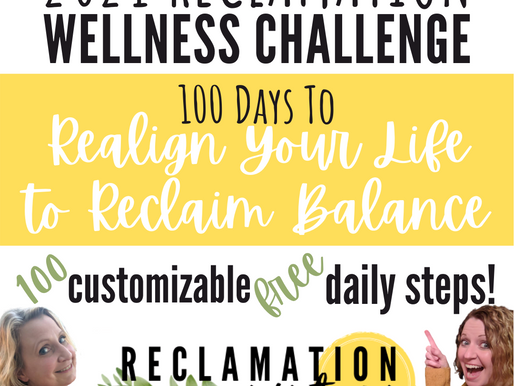 Join the 2021 Reclamation Wellness Challenge!