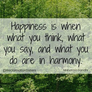 happiness harmony