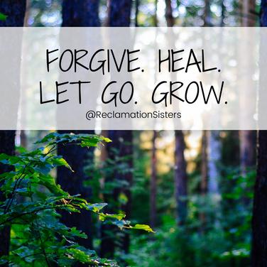 forgive heal