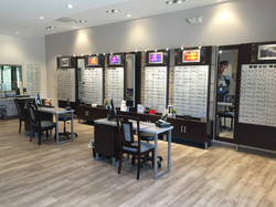 Vision Center of Lake Norman Showroom