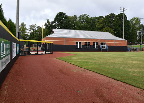 UNCC Indoor Baseball Training Facility C