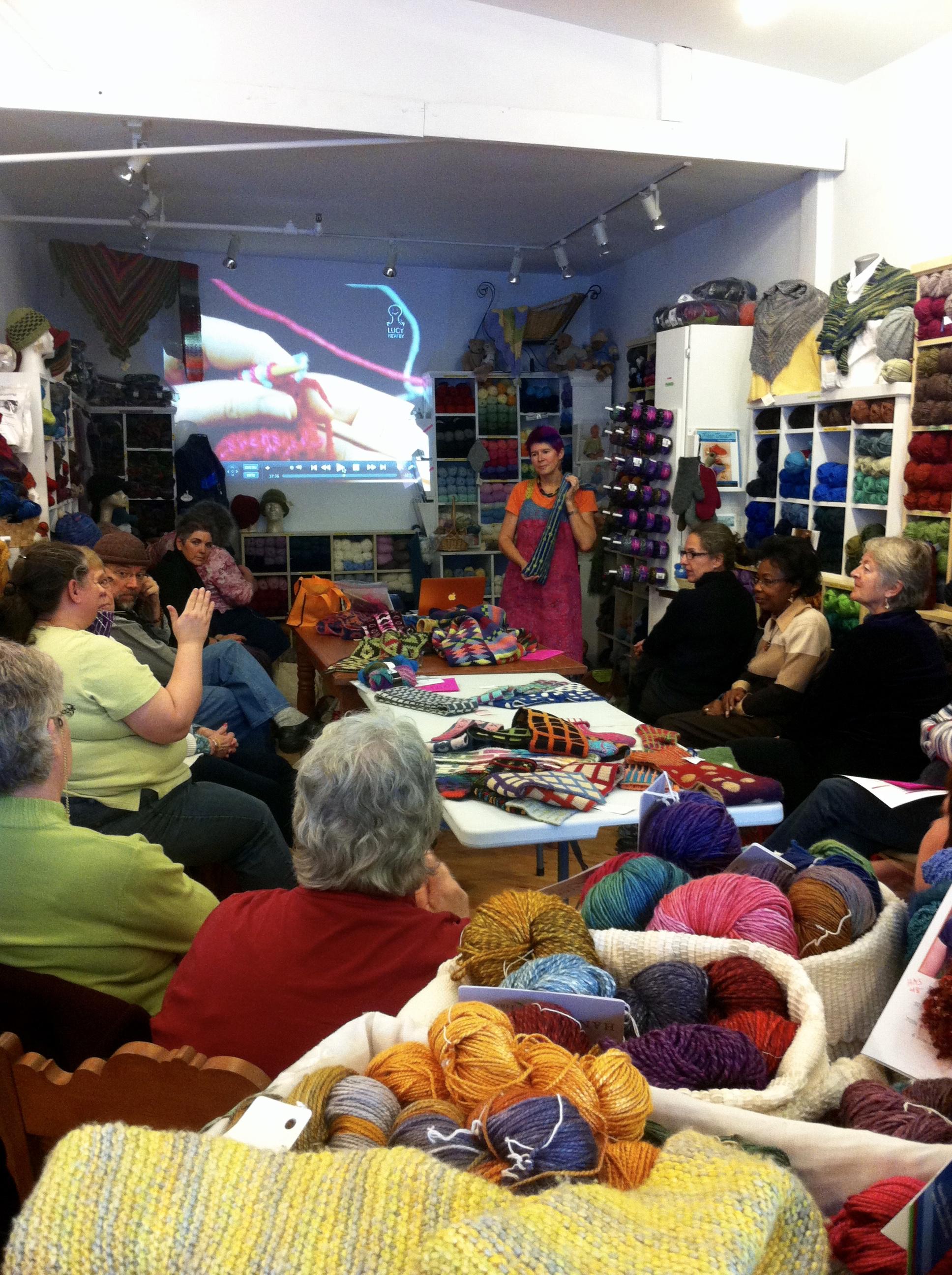 Have a yarn make5