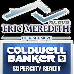 Eric Meredith Real Estate Logo