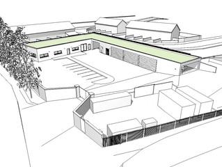 Winning Tender for the Upgrade of Eamonn Ceannt Park Depot