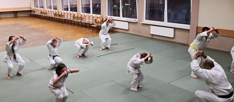 Wakacje z Aikido w Bytomiu i Piekarach Śląskich