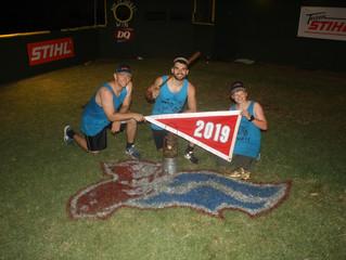 2019 Patriot Series Champions Minutemen