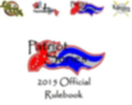 Patriot Series Official Rulebook