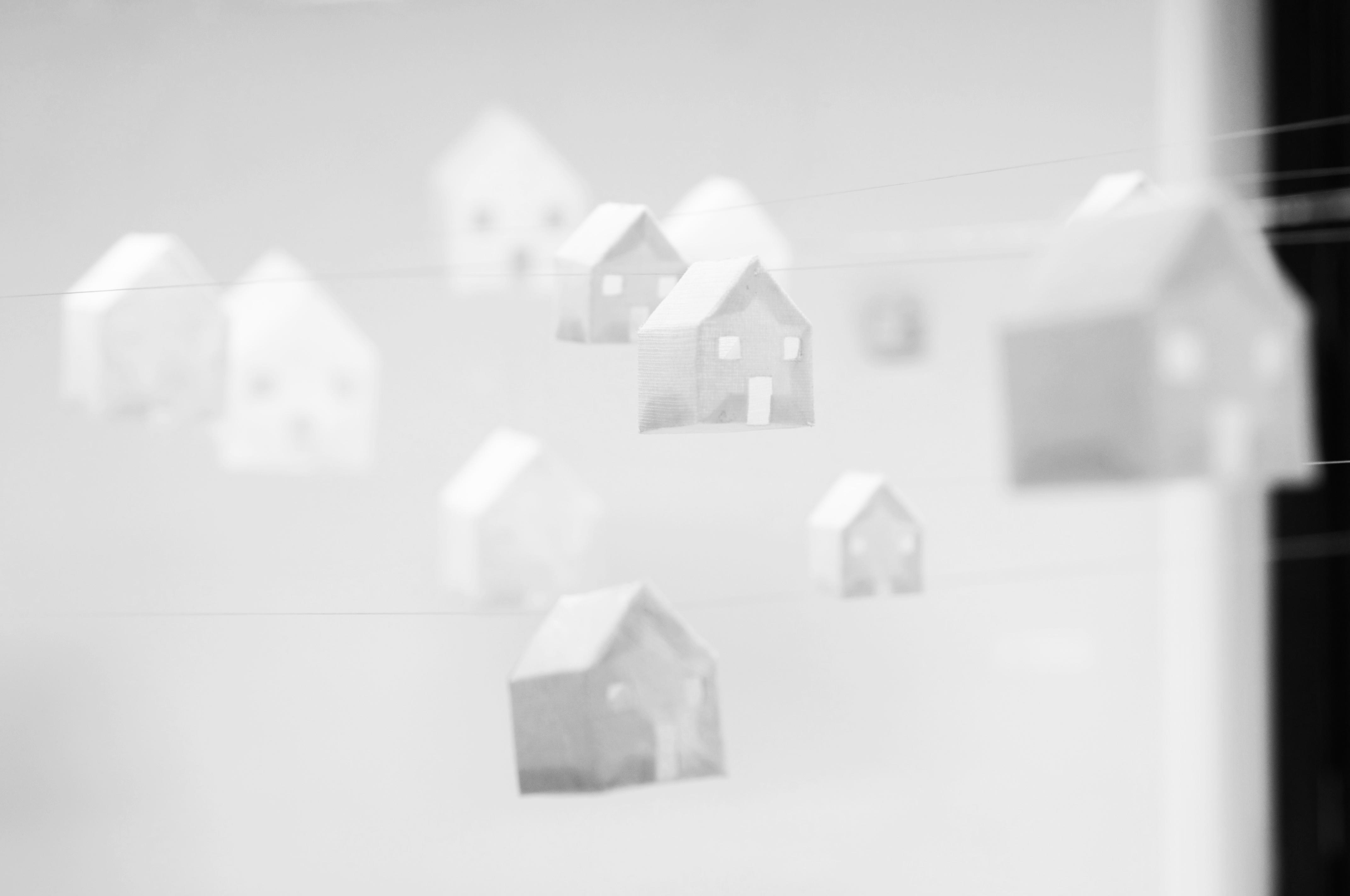 casitas blanco y negro mejoradas