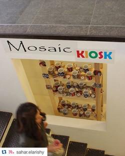 Mosaic Kiosk