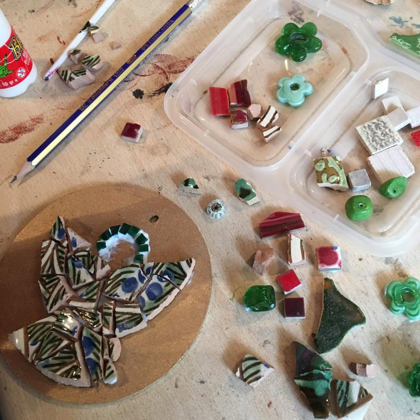 Ornament Mosaics