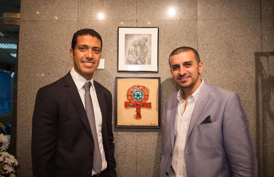 Coptic Exhibition Cairo