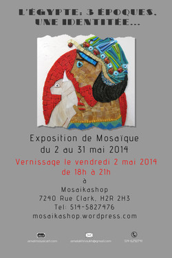 Montreal Exhibition Poster