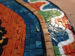 mosaic art egypt