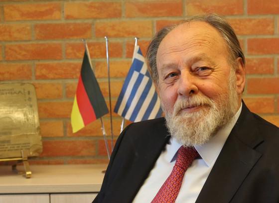 Efthimios Matsoukis, Veridos-Matsoukis CEO, dies at 71