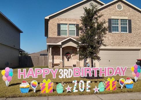 katy texas birthday yard signs 1132221.P