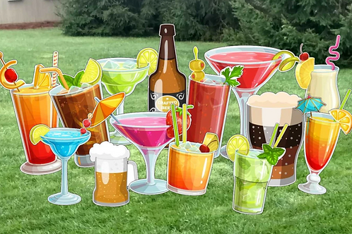 Happy Hour Beverages