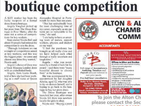Alton Herald - Good News Story