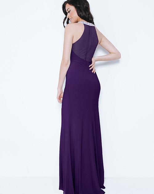 Dynasty London | Chrishanuna Nightshade Long Dress 1023408