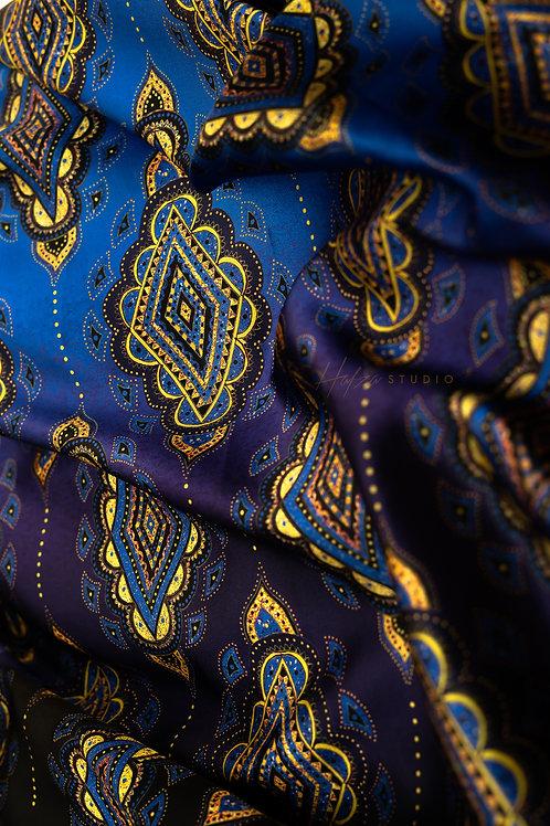 Royal Blue Shamsa