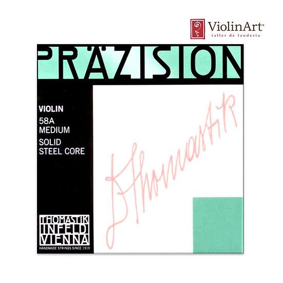 Juego de cuerdas vn Thomastik Prazision, 58A
