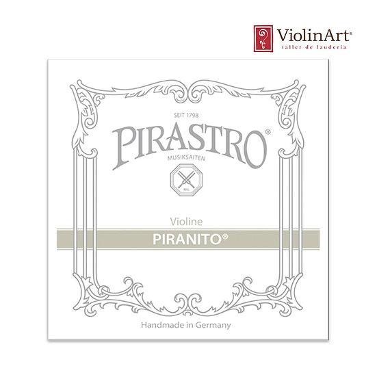 Juego de cuerdas vn Pirastro Piranito A alum., 615000