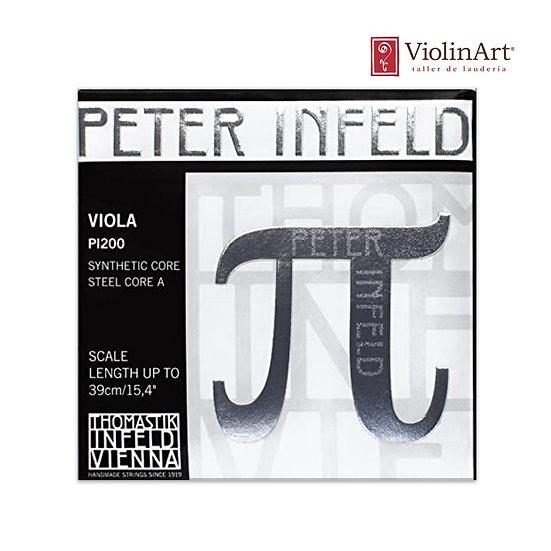 Juego de cuerdas va Thomastik Peter Infeld, PI200