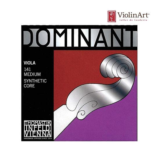 Juego de cuerdas va Thomastik Dominant, 141