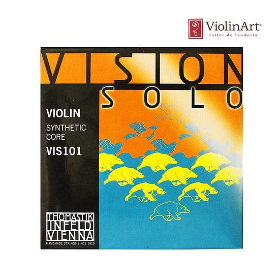 Juego de cuerdas vn Thomastik Vision Solo, VIS101