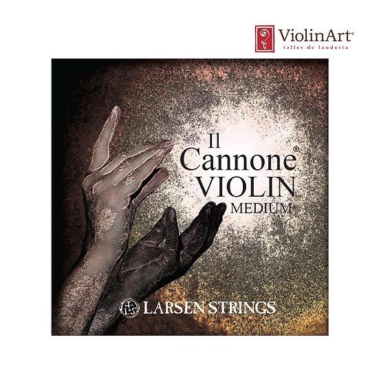 Juego de cuerdas vn Larsen Il Cannone, LI5525