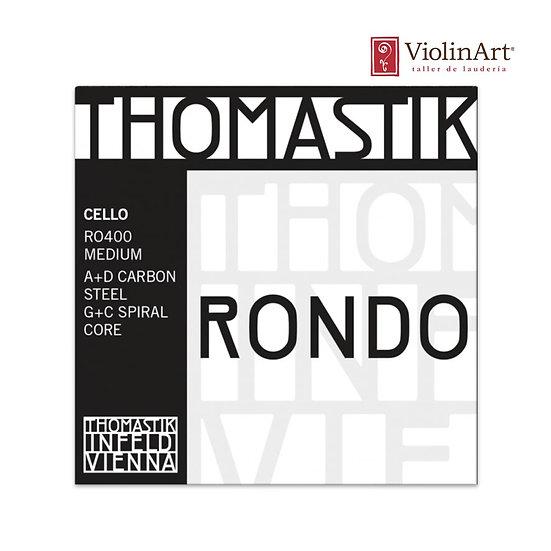 Juego de cuerdas vc Thomastik Rondo, RO400