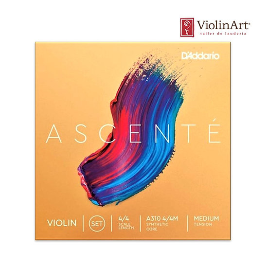 Juego de cuerdas vn D'Addario Ascente, A310