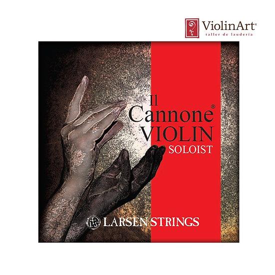 Juego de cuerdas vn Larsen Il Cannone Solista, LIS5525
