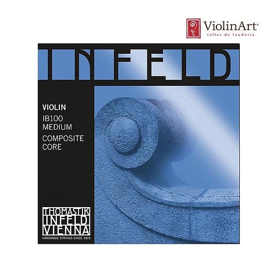 Juego de cuerdas vn Thomastik Infeld Blue, IB100