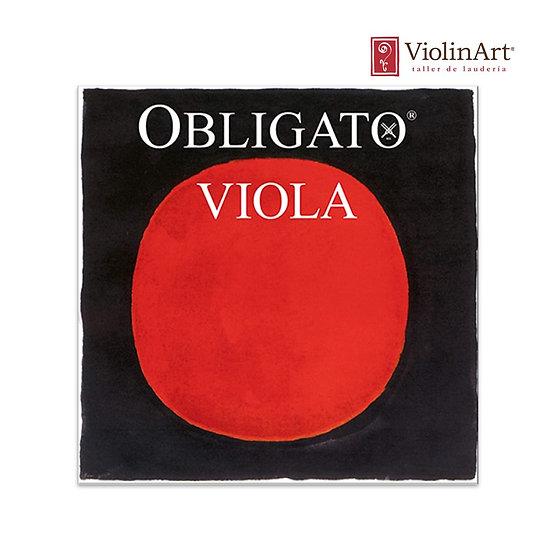 Juego de cuerdas va Pirastro Obligato, 421021