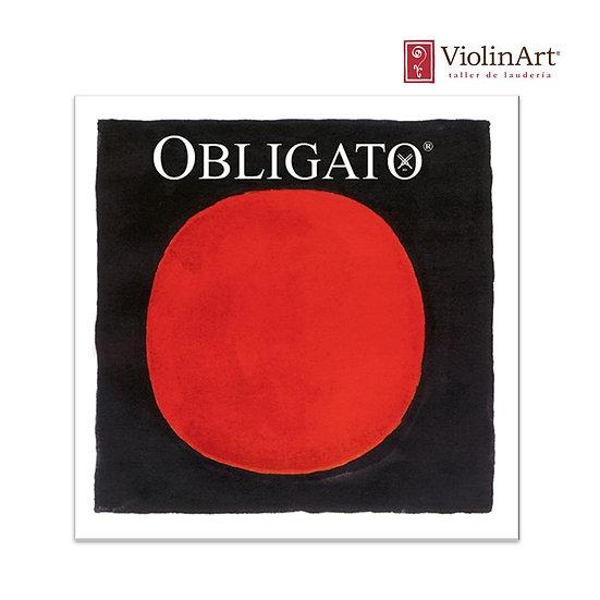 Juego de cuerdas vn Pirastro Obligato, 411521