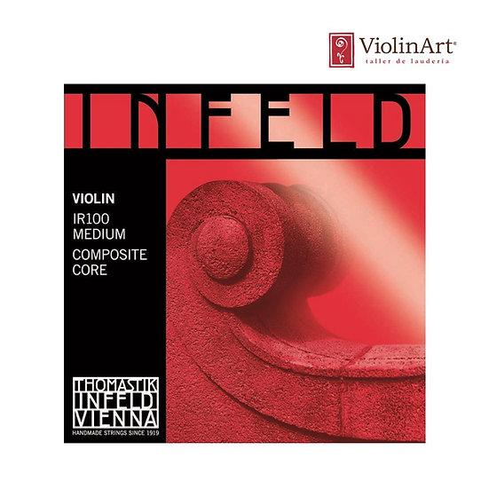 Juego de cuerdas vn Thomastik Infeld Red, IR100