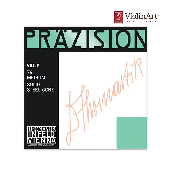 Juego de cuerdas va Thomastik Prazision, 79