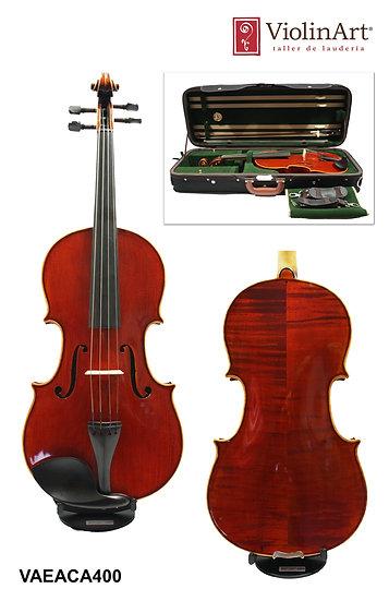 Viola ViolinArt®, con estuche y arco, VAEACA400