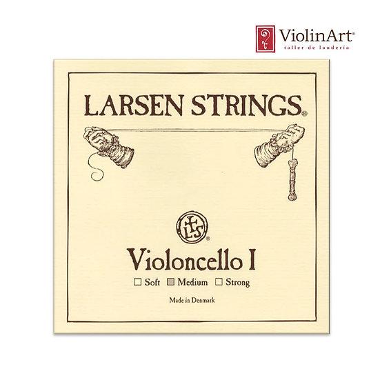 Juego de cuerdas vc Larsen, L5505