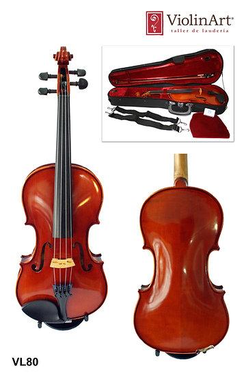 Violín Samuel Eastman® con estuche, arco y brea, VL80