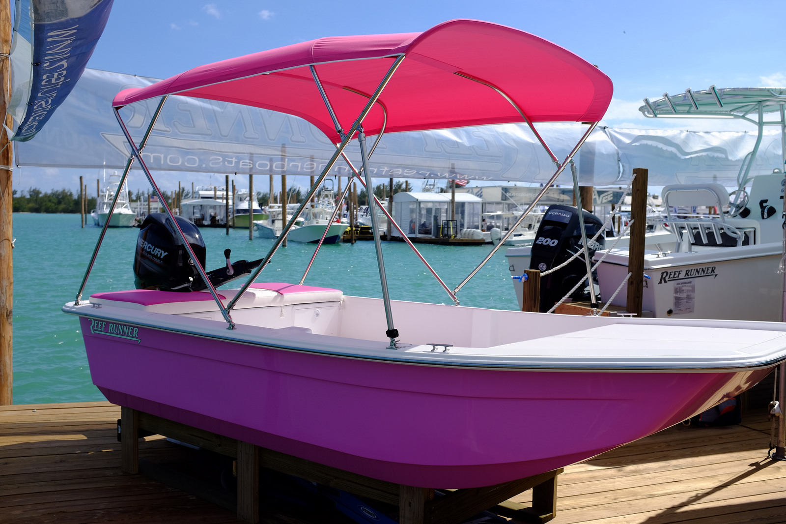 Custom Pink 140s