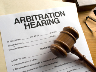 To Litigate in Court or Arbitrate-That is the Question!
