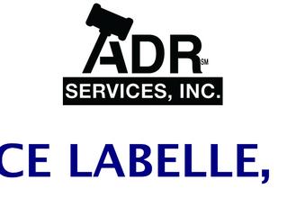 Lance Joins ADR Services, Inc.