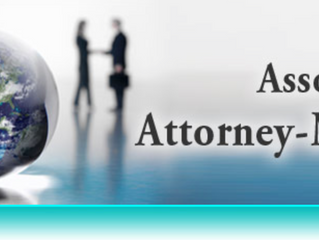 Lance Admitted to Association of Attorney Mediators
