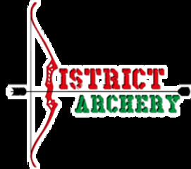 Logo District Archery