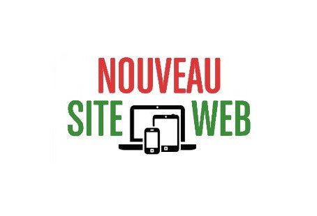 Refonte totale du site